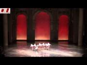 """Ukrainische Tanz. Tanzgruppe """"Kaleidoskop"""" (Choreografie). München. Deutschland. VIENNA STARS 2014"""