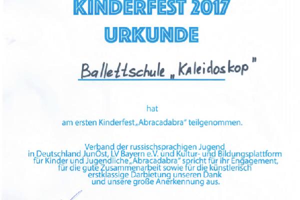 ballettschuleKaleidoskop