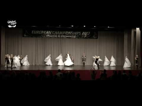 Mtiuluri   Georgian Highlander Dance